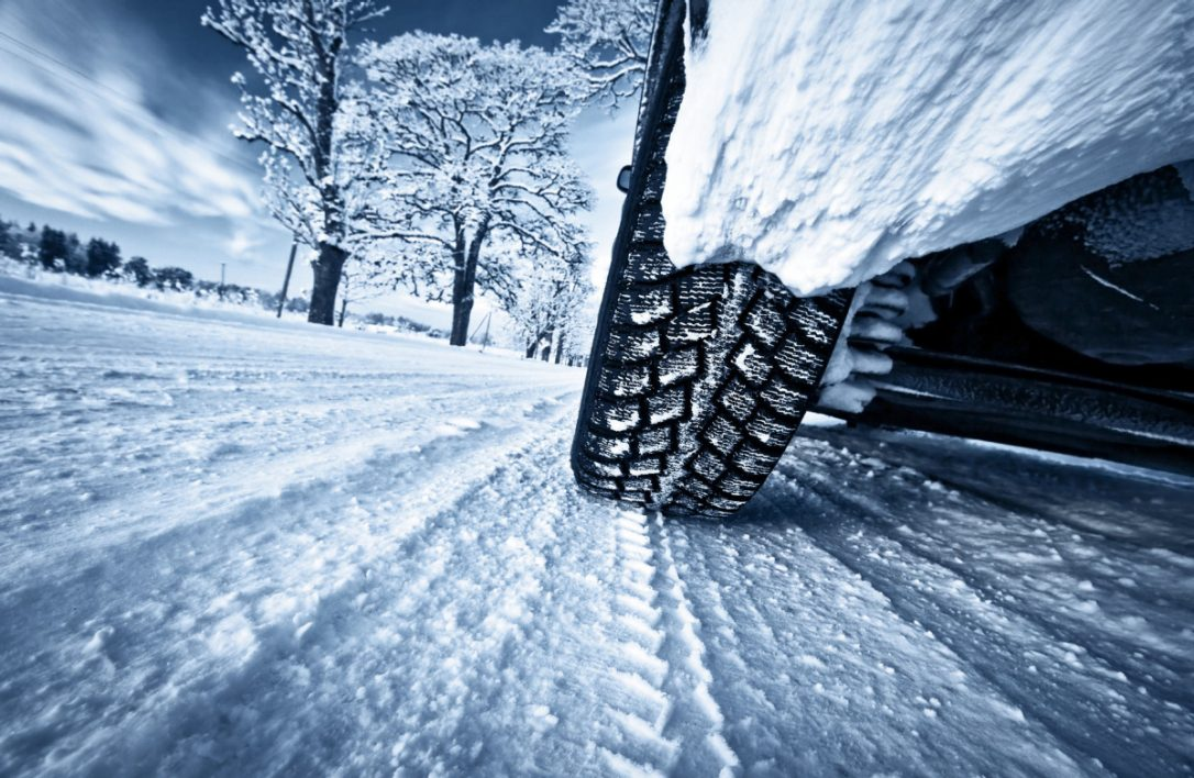 Winter tires: is it time to get them on your vehicle?